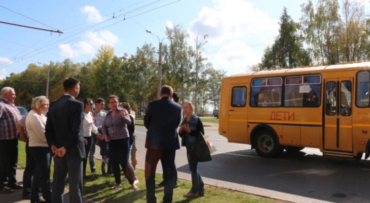 Для первоклассников из Нового Города могут приспособить троллейбусный маршрут