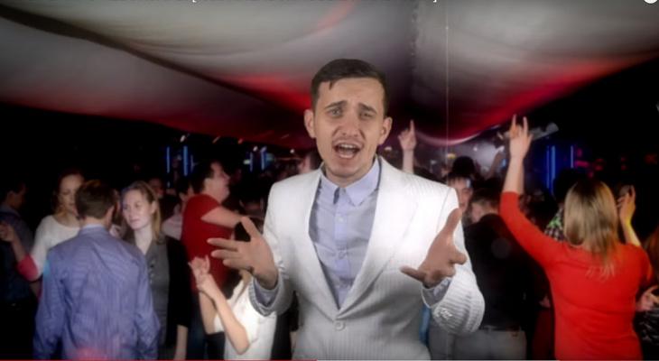 """В Чебоксарах сняли клип о городе на песню Билана """"Про белые розы"""""""