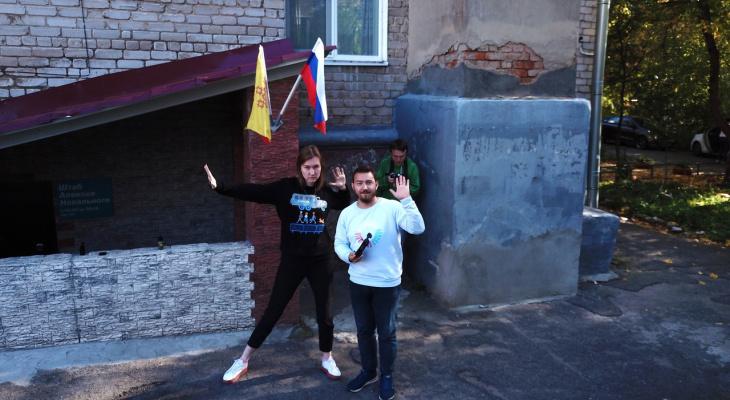 В чебоксарском штабе Навального прошел обыск