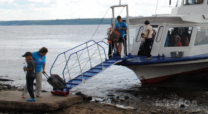 В Чебоксары могут запустить речной рейс из соседнего региона