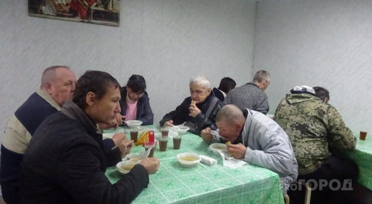 """Сотрудник Дома милосердия в Чебоксарах: """"Побывав в трудной жизненной ситуации, я начал бесплатно кормить людей"""""""