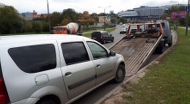 Приставы забрали у 20 жителей Чувашии автомобили