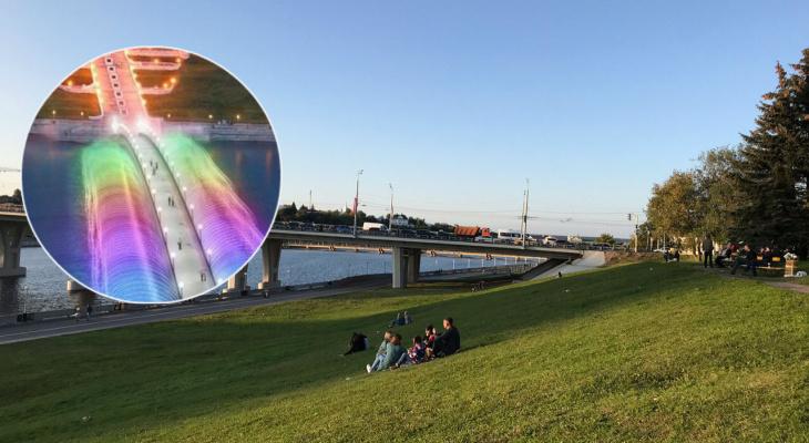 Жители Чувашии высказались об идее проложить еще один мост через Залив