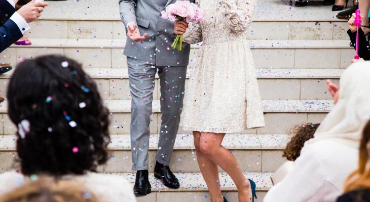 В Чебоксарах назвали самую красивую дату свадьбы для молодоженов