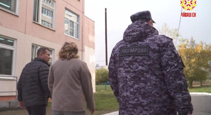 В чебоксарских школах изменили правила доступа