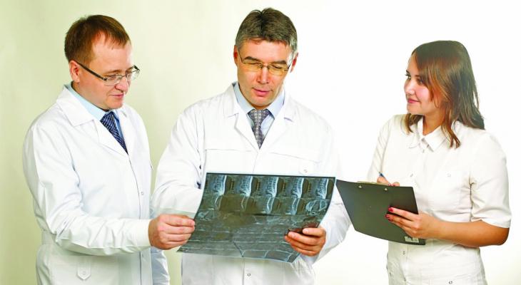 В центр лечения позвоночника в Чебоксарах приезжают со всей России
