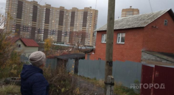 """Жители чебоксарского Шанхая: """"Нас выселят на улицу"""""""