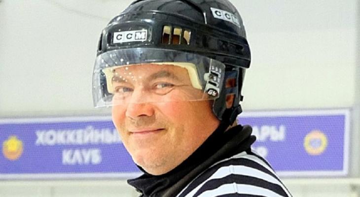 """В возрасте 44 лет умер тренер хоккейной команды """"Чебоксары Юниор"""""""