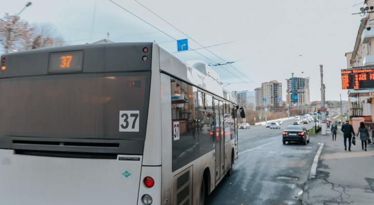 Семь новых автобусов вышли по маршруту Юго-Западный — Восточный районы