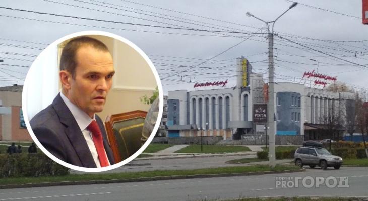 Игнатьев рассказал о будущем новочебоксарского кинотеатра