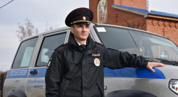 Семьянин и рыболов: участковый из Янтиковского района представит Чувашию