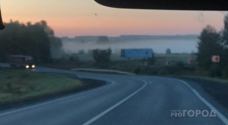 В Чувашии в воскресенье прогнозируется туман