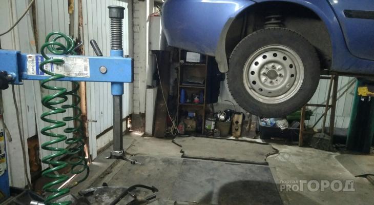Синоптики назвали время перехода на зимние колеса в Чувашии