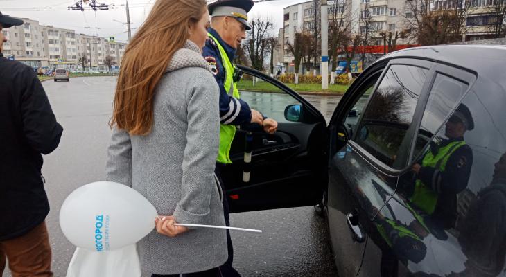 Водителей Новочебоксарска останавливали, но не штрафовали