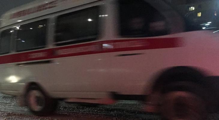 В Чувашии 4-летний мальчик попал в больницу с алкогольным отравлением
