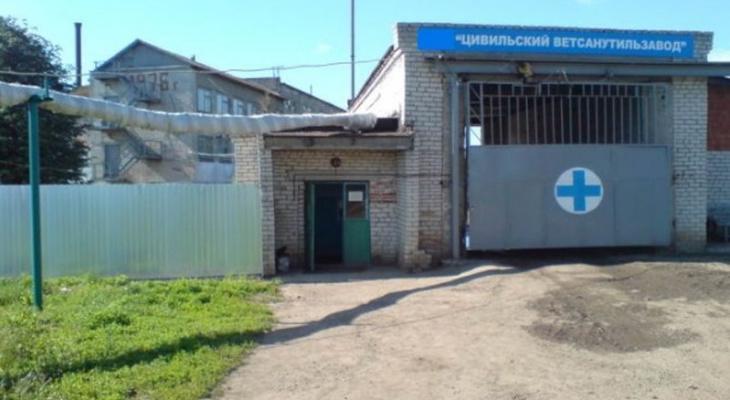 Завод в Цивильском районе отдадут в частные руки