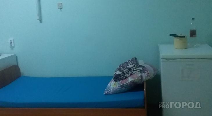 Шестилетнюю девочку с температурой привезли в больницу, ее мать в это время была пьяной