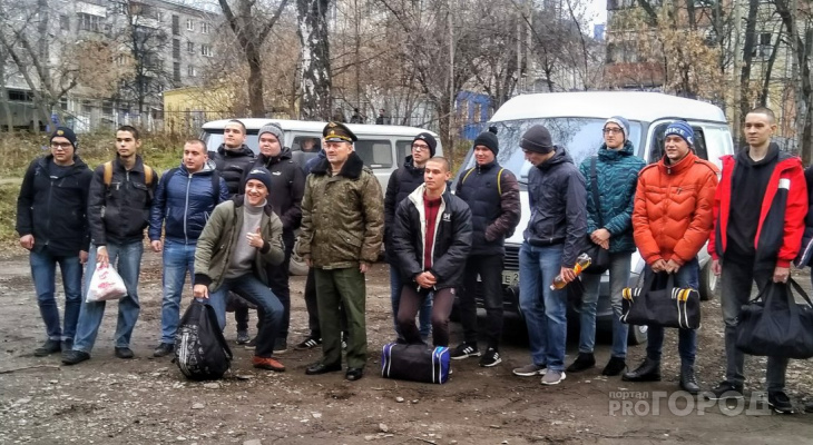 Призывники Чебоксар считают, что без армии сейчас никуда