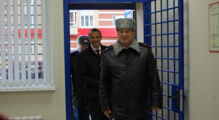 В Новом Городе открыли участковый пункт полиции