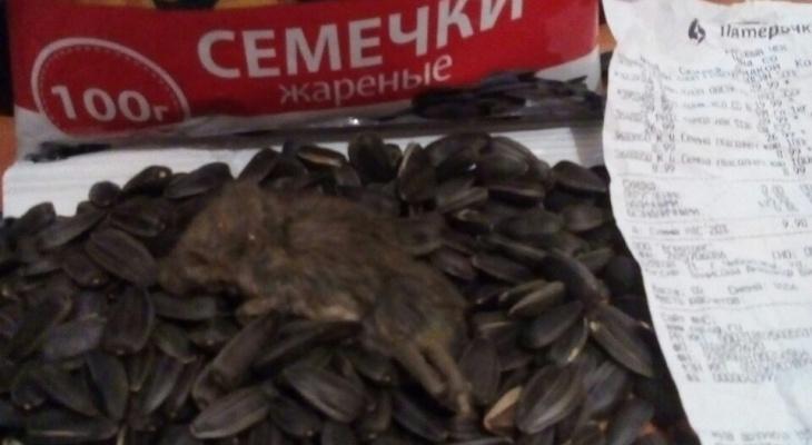 """Семечки с сушеной мышью по """"красной цене"""" купил чебоксарец для своей семьи"""