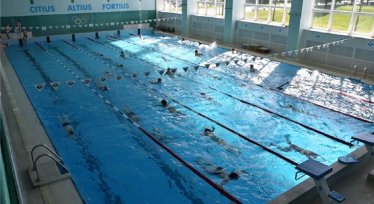 Уроки плавания для школьников Чувашии станут обязательными