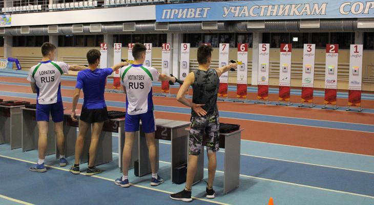Чувашия впервые примет всероссийские соревнования по современному пятиборью