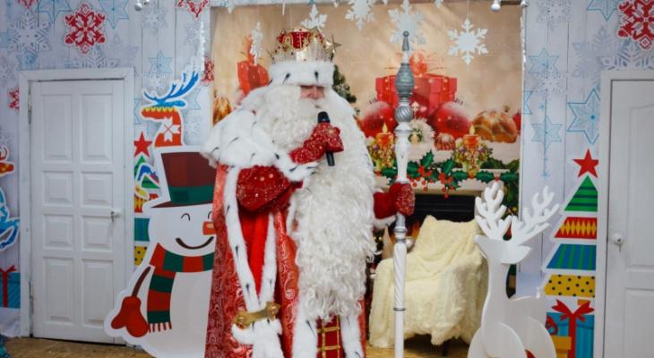 Дед Мороз из Великого Устюга приедет в Чебоксары
