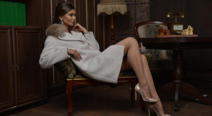 Уютные пальто для любой фигуры в Bella Collection со скидкой