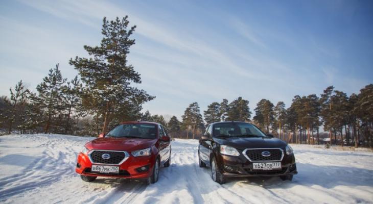 Новый Datsun on-DO в декабре можно купить по цене от 360 000 рублей