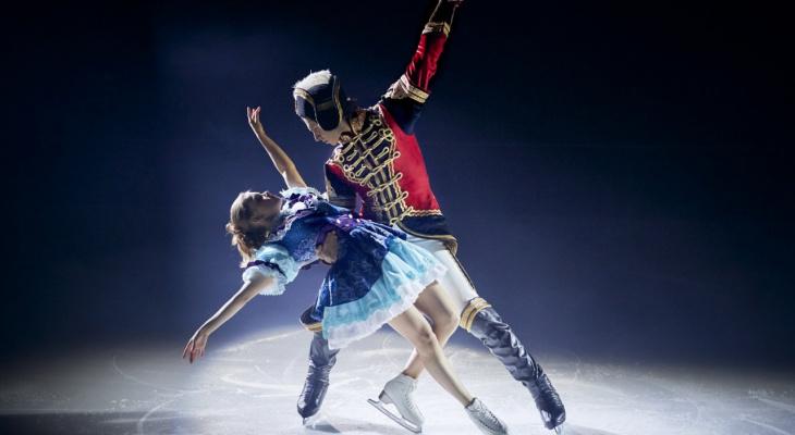 Новогодний музыкальный спектакль на льду «Новый Щелкунчик» погрузит взрослых и детей в сказку