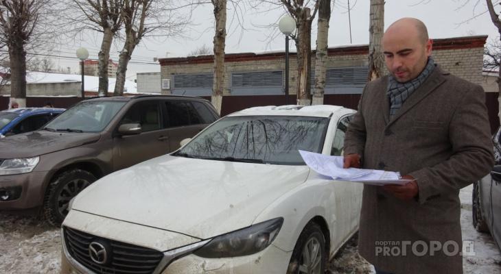 Чебоксарец отсудил у приставов более 80 тысяч рублей