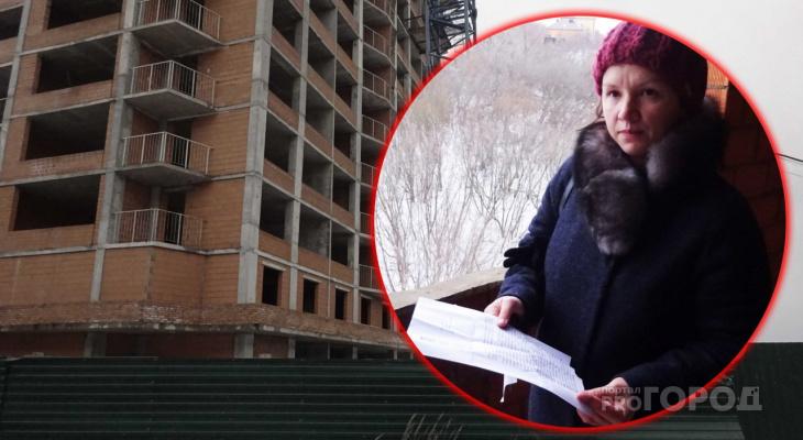 Врач вышла на работу после родов через три месяца, чтобы платить ипотеку за недостроенный дом