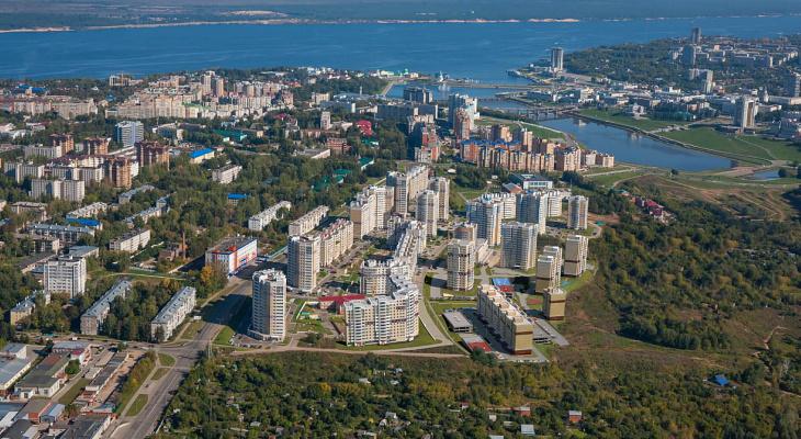 ВТБ финансирует строительство жилых домов в Чувашии