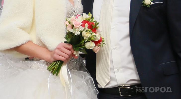 Не побоявшись суеверий, пара поженилась в пятницу, 13-го