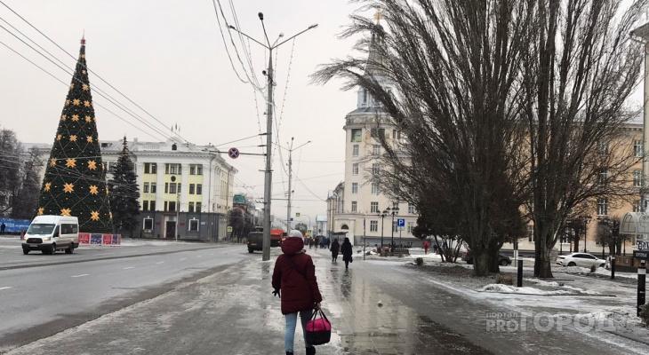 Прогноз погоды на зимние каникулы в Чувашии
