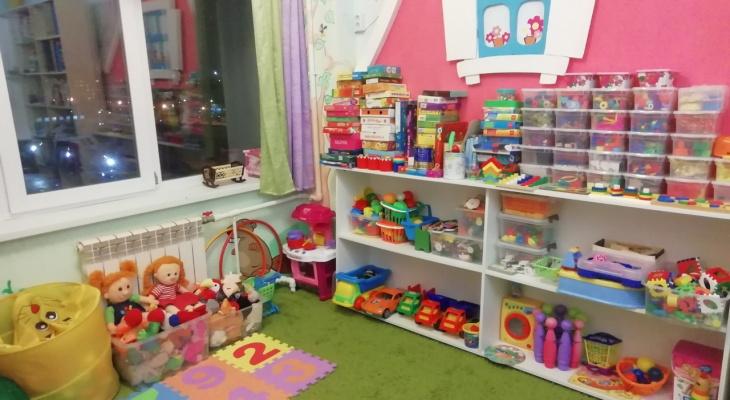 Уже в первый год жизни ребенка можно отдать в развивающий центр в Чебоксарах