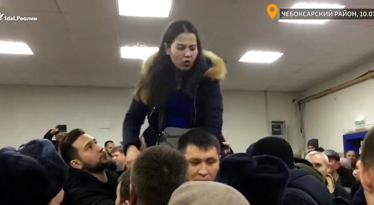 "Видео на YouTube о ""бунте"" жителей Чувашии набрало миллион просмотров за день"