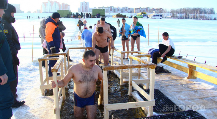 Новочебоксарский спасатель рассказал, почему на Волге не будет купели