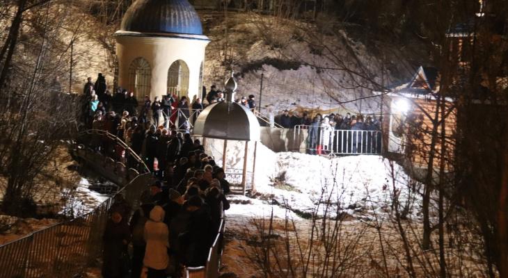 Сколько православных новочебоксарцев искупалось на Крещение