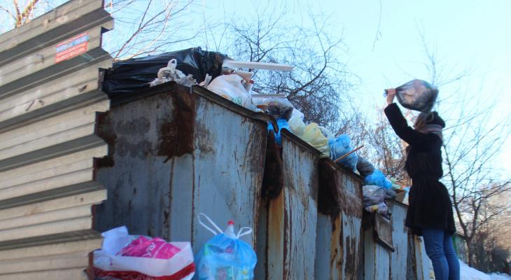 Два района Чувашии бойкотируют оплату вывоза мусора