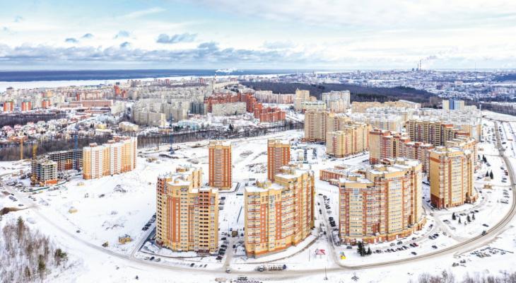 В феврале квартира в Университете дешевле на 300 000 рублей