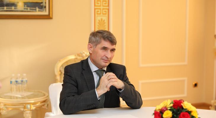 Николаев выпросил 1 миллиард 172 миллиона рублей на общественный транспорт Чувашии