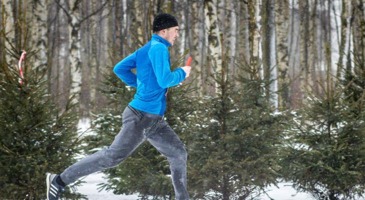 Житель Чувашии пробежал 1200 километров в сторону Владивостока