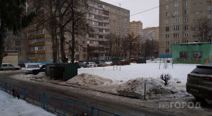 Чиновники обещают в этом году изменить дворы Чувашии за 1,5 миллиарда рублей