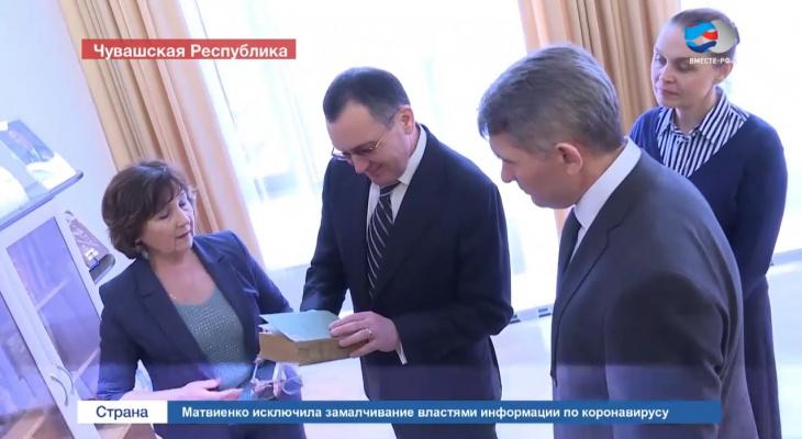 Федоров приехал в Чебоксары и выступил в защиту чувашского языка