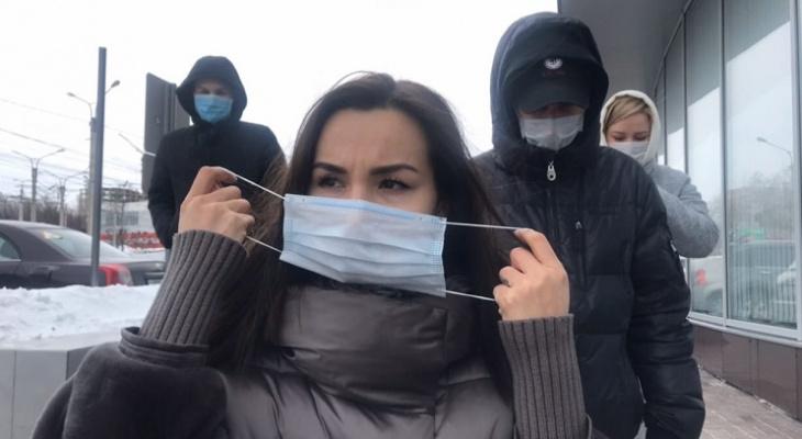 В Чебоксарах начали страховать от коронавируса