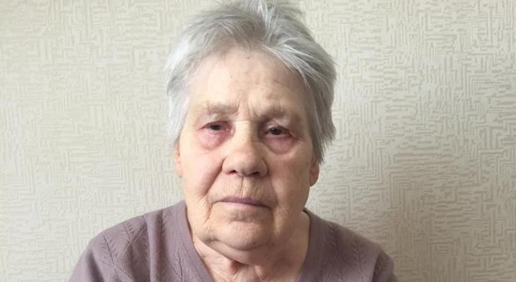 Пенсионерка нашла компанию, где с уважением относятся к проблемам пожилых людей
