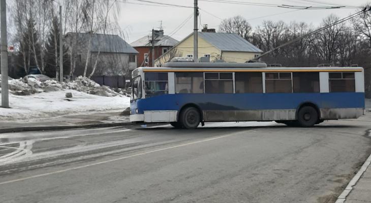 Неделю общественный транспорт Чебоксар будет ходить реже