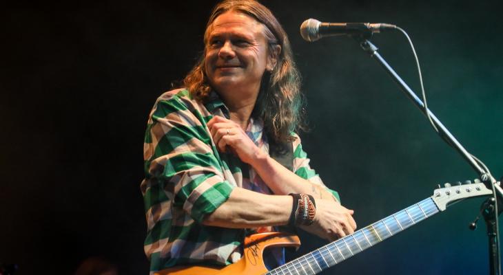 Поклонники русского рока попадут на концерт группы «Чиж & Co» в апреле