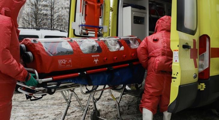 Чувашии дадут 218 млн рублей для борьбы с коронавирусом